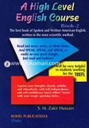 A High Level English Course (Books-2)