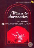 Witness to Surrender
