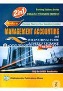 Banking Diploma Series Management Accounting (Theory English Version)