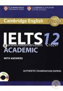 IELTS Book-12 Academic With Answers