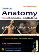 Endeavour Anatomy Volume-2 (Brain, Spinal Cord And Eyeball, Head And Neck)