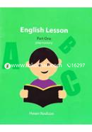 English Lesson -Part One (Play-Nursery)