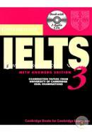 IELTS Book-3 (With CD)