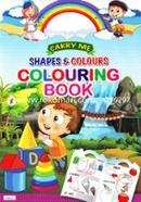 Carry Me: Shapes And Colours Colouring (CM-01)
