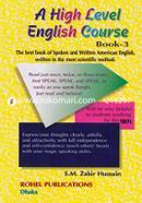 A High Level English Course (Books-3)
