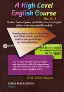 A High Level English Course (Books-1)
