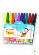 Matador i-teen Sketch Pen - 1 Pack (12 Color)