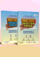 SSC Bangladesh and Global Studies Made Easy Question Paper, All Education Boards, Exam-2020 (English Version)