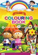 Carry Me: Colouring Book - 1 (CM-04)
