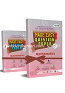 SSC Mathematics (English Version) Made Easy Proshno Potro, All Education Boards, Exam-2020