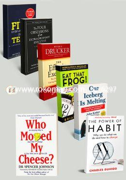 7 Best Books For Executives