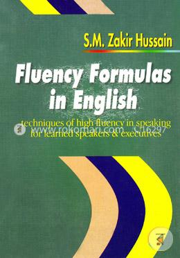 Fluency Formulas in English