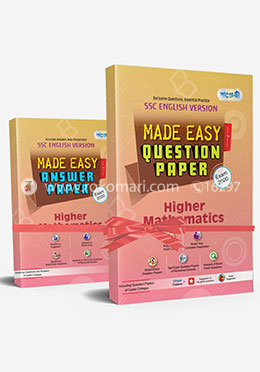 SSC Higher Mathematics (English Version) Made Easy Proshno Potro, All Education Boards, Exam-2020