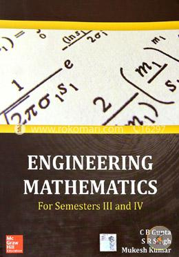 Engineering Mathematics for Semesters III and IV