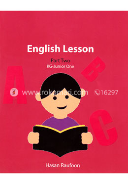 English Lesson -Part 2 (KG-Junior One)