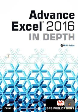 Advance Excel 2016 In Depth