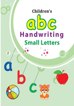 Children's abc Hand Writing (Small Letter)