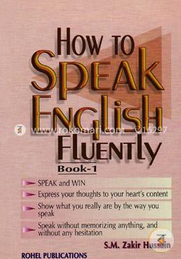 How to Speak English Fluently Book-1