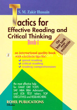 Tactics for Effective Reading and Critical Thinking (Book-1)