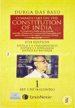 Commentary on the Constitution of India -8th Ed -Vol-1
