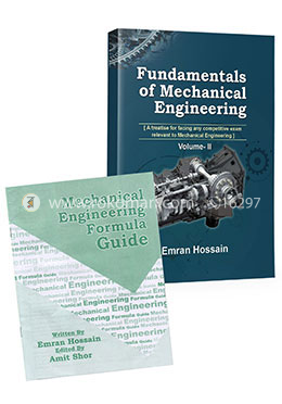 Fundamentals of Mechanical Engineering Volume II with Formula Guide