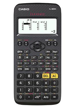 Casio Scientific Calculator (fx-82 EX) (3 Years Warranty)