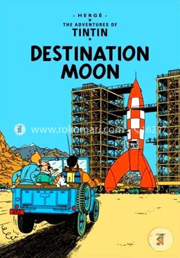 Tintin: Destination Moon