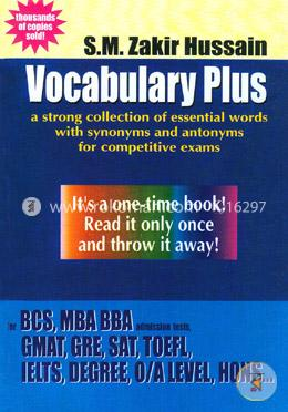 Vocabulary Plus