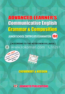 Advanced Learners Communicative English - Class Eight (With Solution)