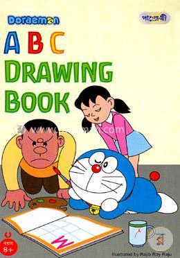 Doraemon ABC Drawing book