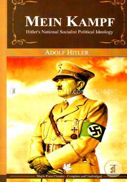 Hitlers book mein kampf summary