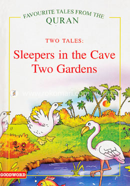 Sleepers in The Cave Two Gardens