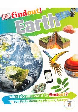 DK Findout! Animals, Solar System, Science, Earth (4 Books Collection)