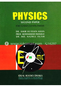 Physics-2nd part (For Class XI-XII)