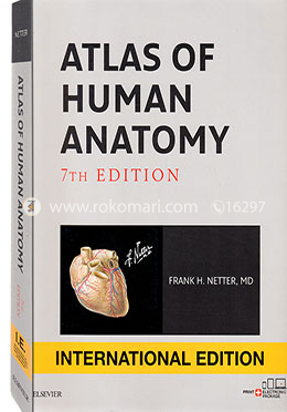 Atlas of Human Anatomy: Netter Basic Science (Approx. 535 illustrations (535 in full color)