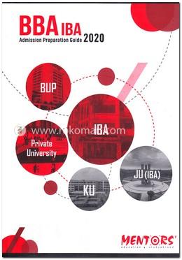 BBA (IBA) Admission Test Preparation Book 2020