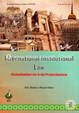 International Institutional Law
