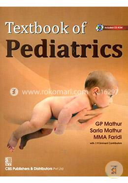 Textbook Pediatrics  (WITH CD-ROM)
