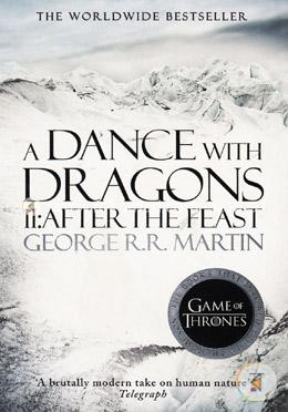 A Dance With Dragons(After the Feast)(The Worldwide Bestseller)(Book 5 Of A Song Of Ice And Fire)