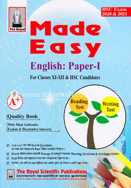 Made Easy English-1st Part (For Classes XI-XII and HSC Candidates)