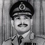 Major General K. M. Safiullah